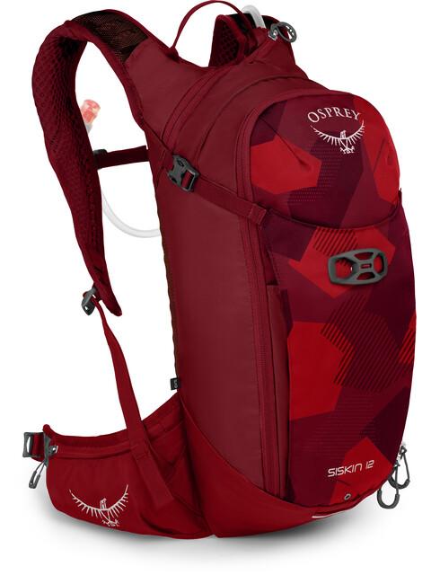 Osprey Siskin 12 Plecak czerwony